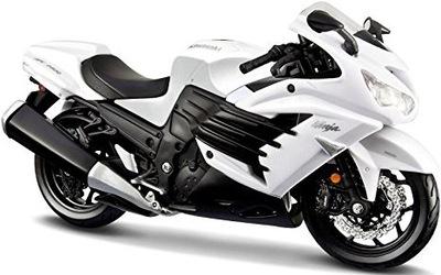 Кавасаки ZX 14R Ninja мотоцикл модель 1 :12 Maisto