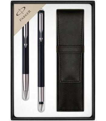 PARKER VECTOR Ручка + шариковая Ручка + чехол на подарок
