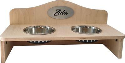 Стенд шведский стол миску для собаки мелких пород кошки Ноль ,45Л