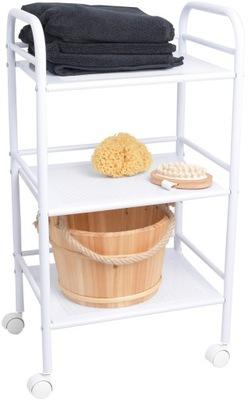 Книжный ШКАФ шкаф для ванны коляска 3 полки Белый сталь