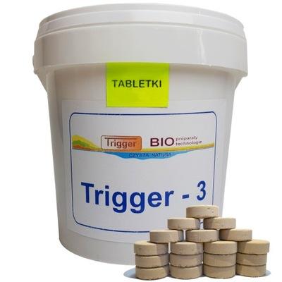 TRIGGER-3 таблетки Бактерии для водоемы тазобедренного 100 штук