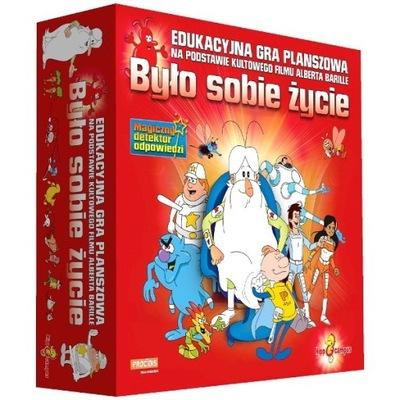 Gra Edukacyjna Planszowa Bylo Sobie Zycie 7903590859 Oficjalne Archiwum Allegro