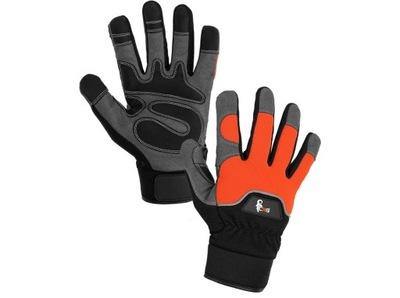 CXS перчатки рабочие защитные механик ПУНО 9