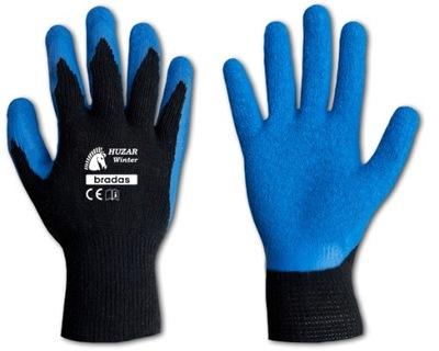 перчатки рабочие ?????????? зимние Winter ГУСАР 9