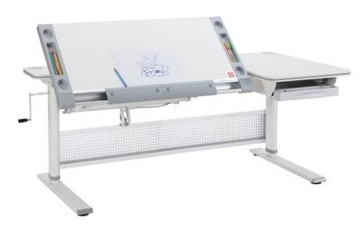 Stôl nastaviteľné Ergodesk KOMFORTN-PRO Premium Kolách