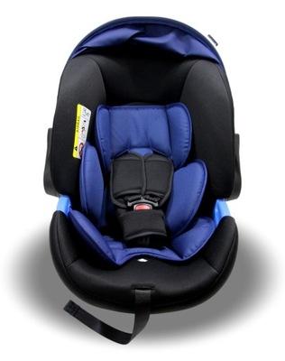 Autosedačky - Knorr dieťa Pre Vás 0-13kg blau/silber