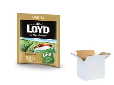 чай ЛОЙД Gold Tea в пакетиках 2g x 500 штук