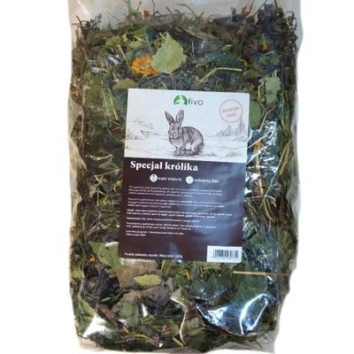 Tivo Specjał Potravinová zmes pre králiky 1 kg / B86