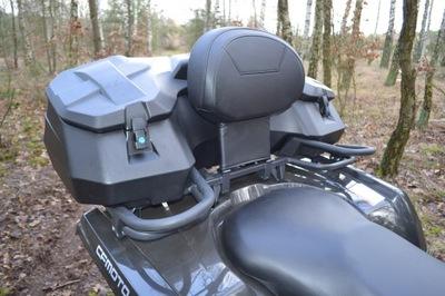 Hrudníka späť na 520 na CF MOTO-ATV CFMOTO 450