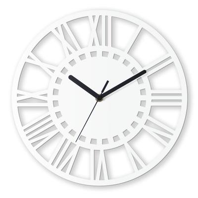 Белый часы настенный для КУХНИ DREAMS Кухня