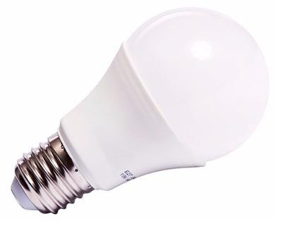 Лампа LED E27 A60-2835 10W тепла BG1829