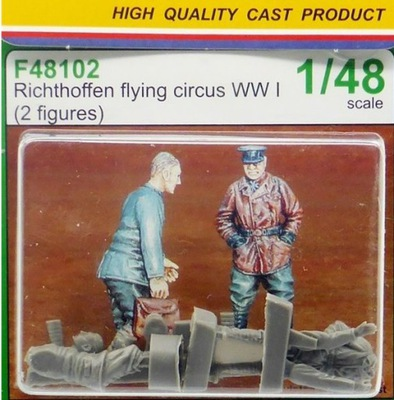 ??? F48102 Richthoffen flying circus ВВ И 1 :48 24 ЧАСА