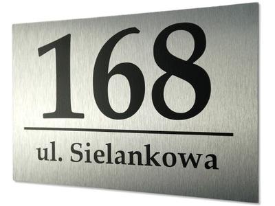 Табличка адресная табличка с номером дома, на дом