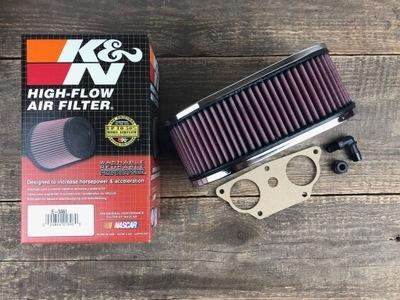 K&N FILTRO AIRE PORSCHE 912 356 SOLEX