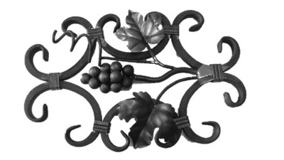 elementy kute - rozeta z winogronem - najtaniej !!