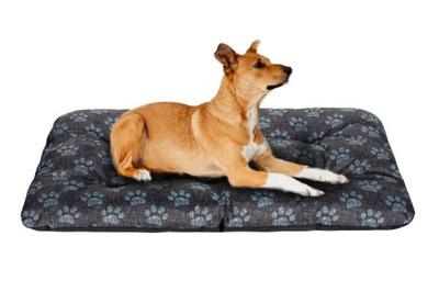 логово собака подушка 100X70 ЛАПЫ лен !