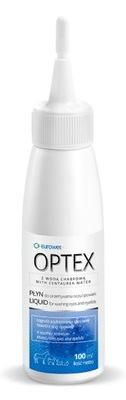 OPTEX płyn do przemywania oczu pies/kot 100 ml
