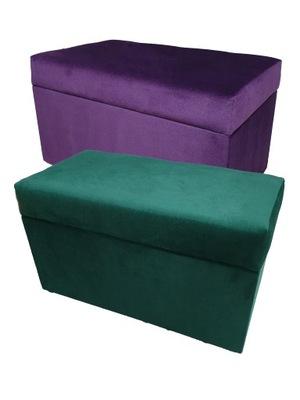 ??? сундук коробка велюр KRONOS разные цвета