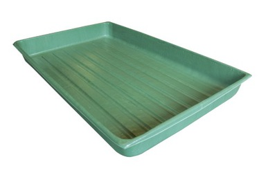 Ванна кювета 100x60x11 для голубей, уток, кроликов