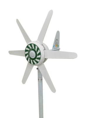 Электростанция Турбина ветер M300 + регулятор 12В