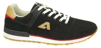 Męskie Buty Sportowe AMERICAN CLUB Adidasy 44