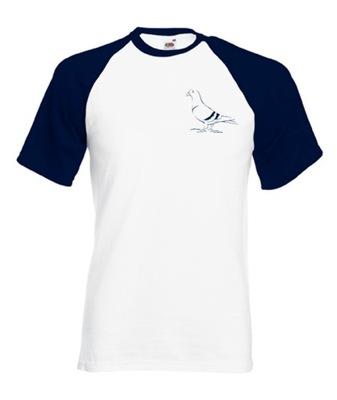футболки с вышивкой для заводчиков голубей
