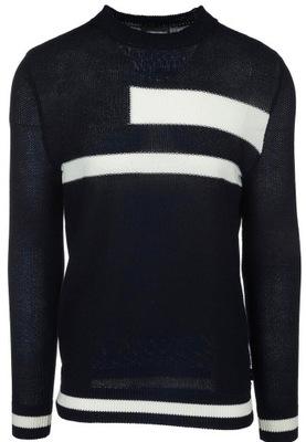 EMPORIO ARMANI oryginalny sweter r. M