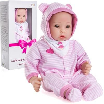 Detská Bábika Baby Nové Narodené Dieťa zvukové Pole 65