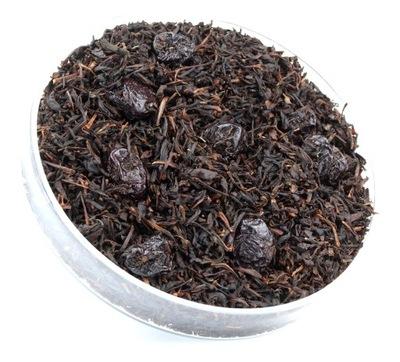 черная чай вишнево RUMOWA 50Г БЕСТСЕЛЛЕР!