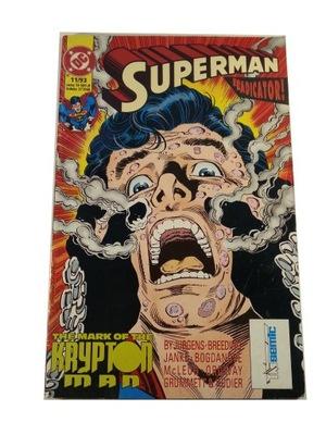 SUPERMAN 11/93