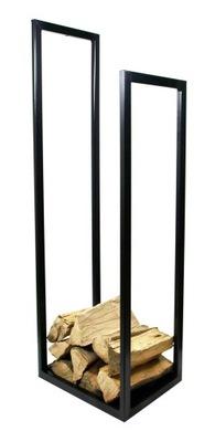 Stojan na drevo - Kosz na drewno stojak kominkowy KO-230 (H)