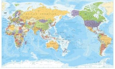 Карта мира для путешественника ?? магниты магнитная
