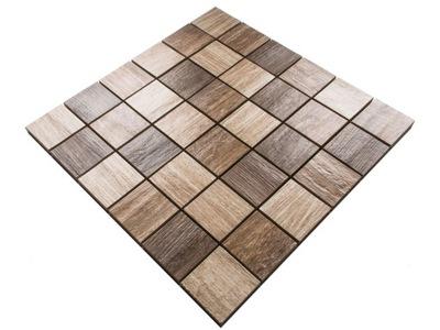 Мозаика GRESOWA AMAZONIA микс 3 древоподобная ???