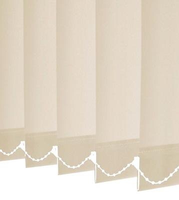 VERTICAL biurowy ŻALUZJE PIONOWE 150x180 cm pasy