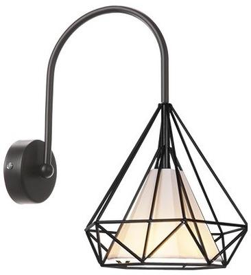 LAMPY na STENU SCONCES V PODKROVÍ E27 BELLO KOVOVÉ
