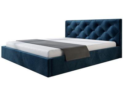 кровать обиты HONEY SLIM 160х200 Контейнер
