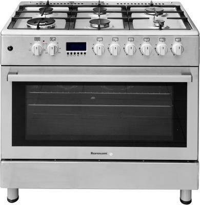 Кухня газовая с электрической плитой 90 см