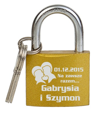 день святого instagram Замок любви на мост + гравер имена
