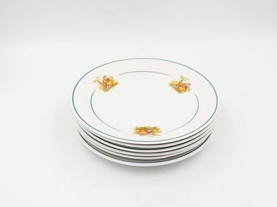 фарфор  6 тарелок Любовь венская