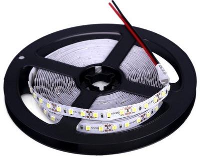 2835 Taśma 600 LED 1m, biały neutralny IP20 mocna