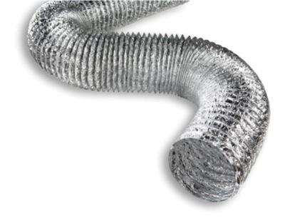 Spiro труба, вентиляционная труба, кабель Flex 100 мм