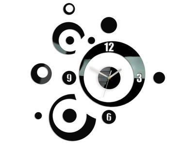 современный часы instagram NAKLEJANY ТИХИЙ подарок