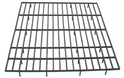 решетка укрепленный Черный 41x36x3cm