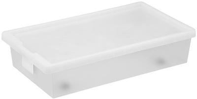 Plast Team, емкость с крышкой ТЕГ STORE под кровать