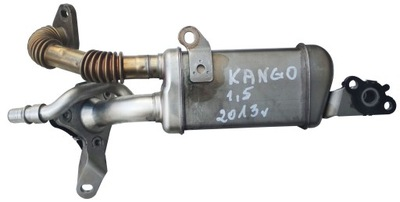 RENAULT KANGOO II 1.5DCI K9K РАДИАТОР ВЫХЛОПНЫХ ГАЗОВ ЕГР