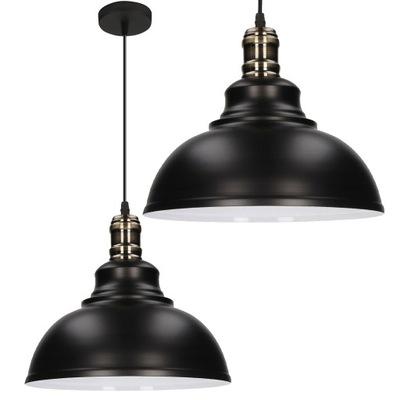 Потолочный СВЕТИЛЬНИК подвесной светильник Edison РЕТРО чердак E27 БОЛЬШАЯ