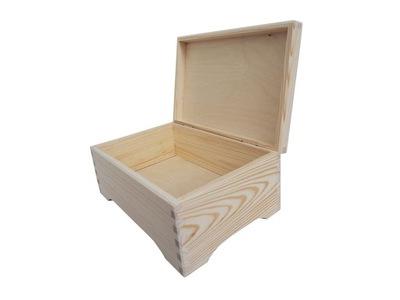 коробка ретро с крышкой 30x20x13cm