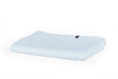 Posteľ list bavlna 220x240 Modrá Pastelovo