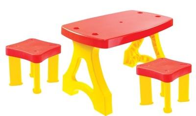 Domček pre-deti outdoor piknikový Stôl 2 x stolička stolička