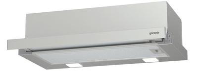 вытяжка мм Gorenje PBHP623EX 306m3/ч, 60 см